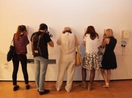 On My Way Exhibition Project Photo Lyubov Burakova