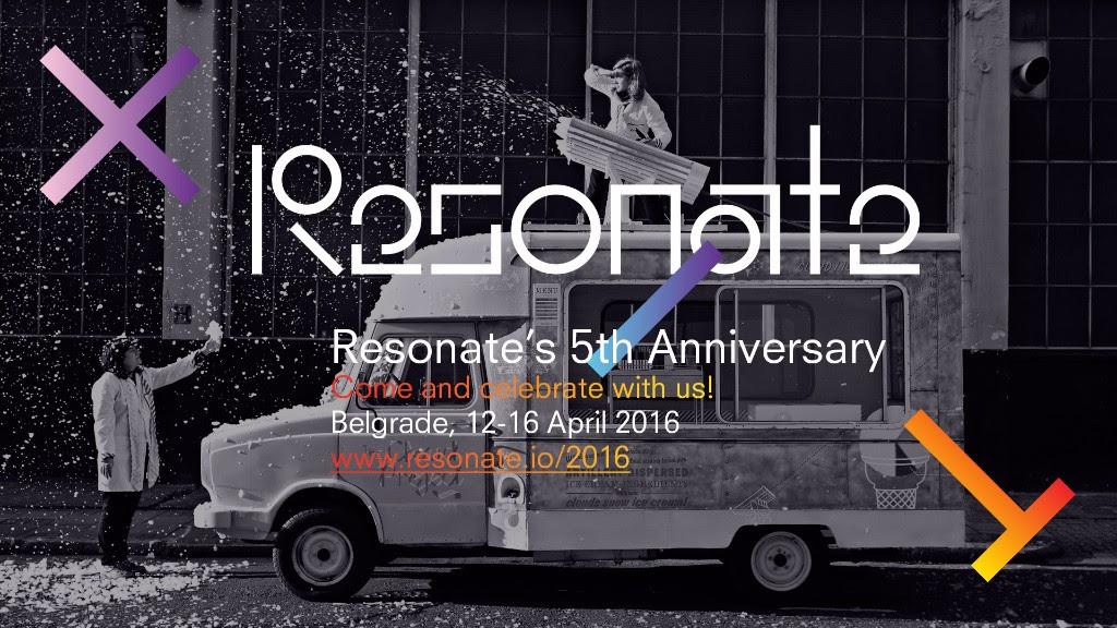 Resonate 2016 Announcement