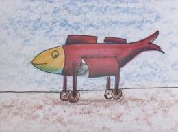 FISH Boris Kazakov