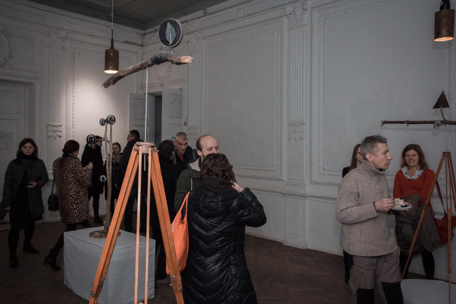Tantamareska Exhibtion Andrey Rudyev