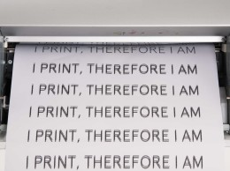 I Print, Therefor I am Egor Kraft