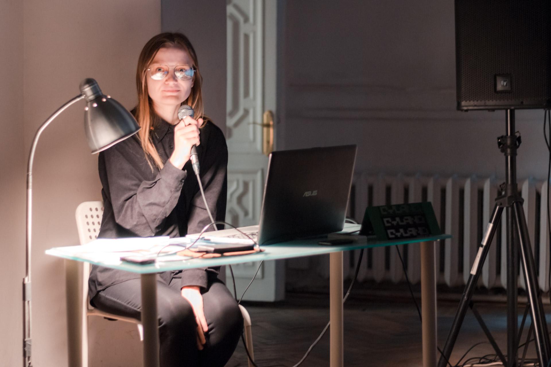 Artist Talk Nadya Gorokhova