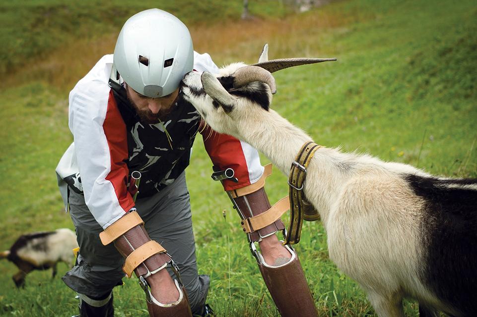 GoatMan, Photograph: Tim Bowditch