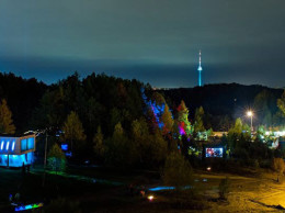 Beepositive International Vilnius Light Festival