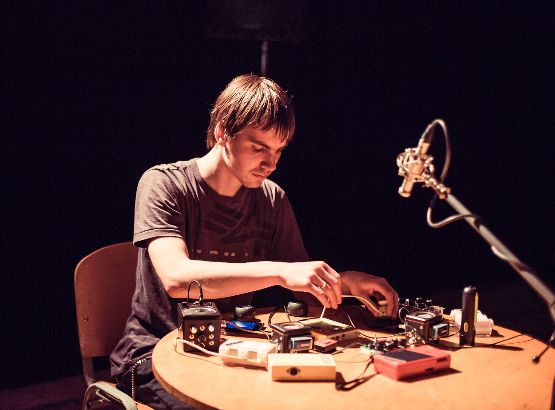 Борис Шершенков (фото Иван Человеков)
