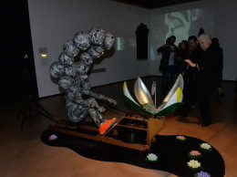 Venezia, 14/05/19 - inaugurazione mostra al CFZ - art tech: exibition ©Marco Sabadin/Vision