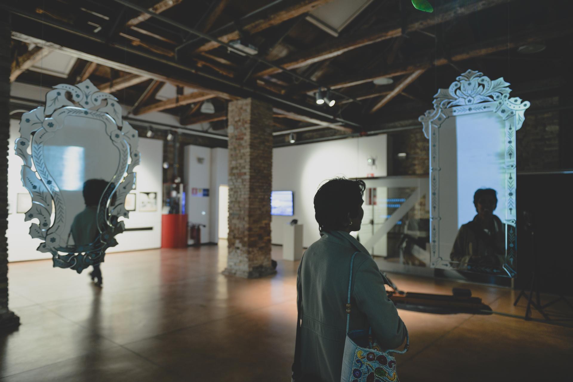 Venezia, 17/05/19 - mostra ID. ART:TECH allo spazio espositivo CFZ di Venezial©Marco Sabadin/Vision