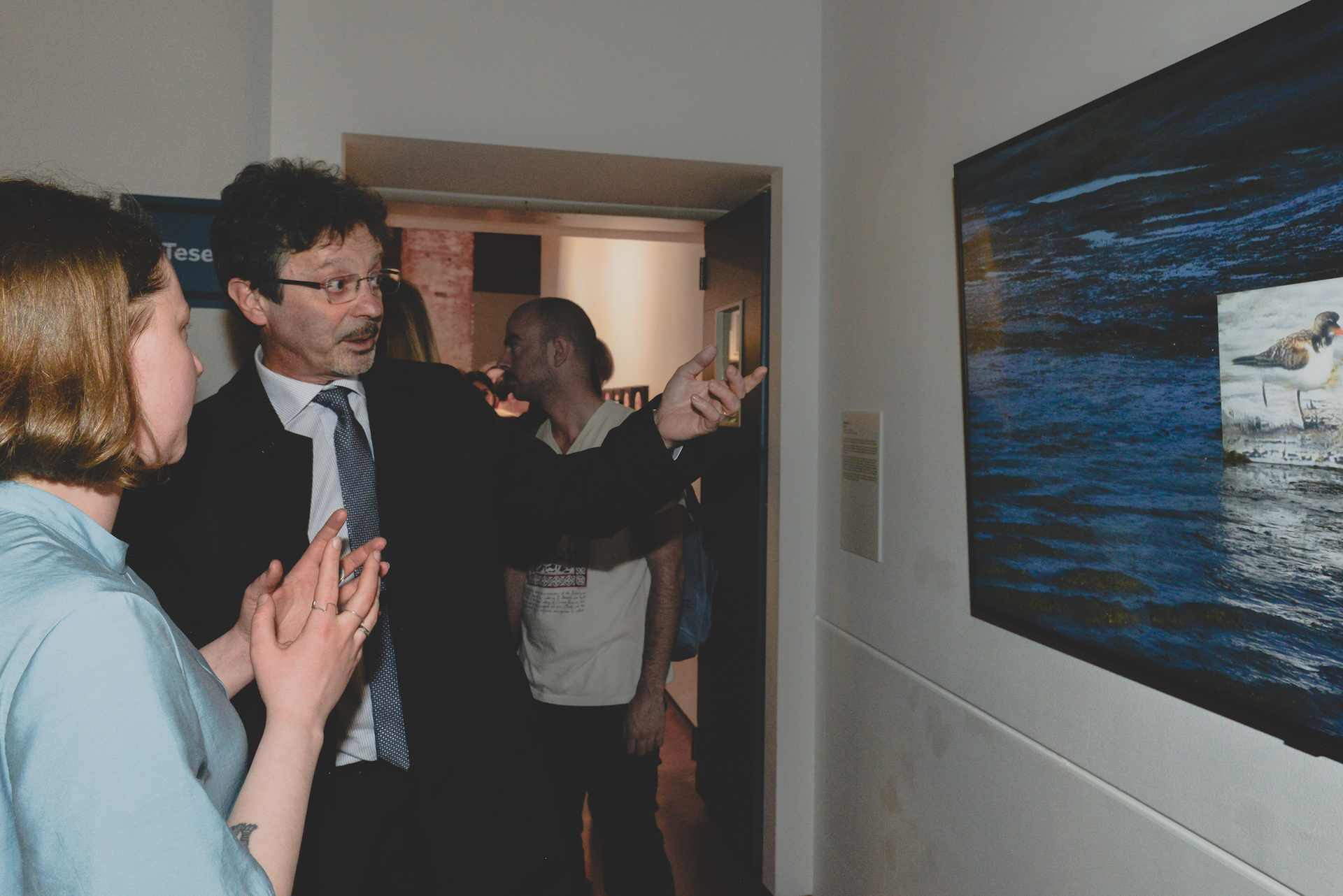 Venezia, 14/05/19 – inaugurazione mostra al CFZ – art tech: exibition
