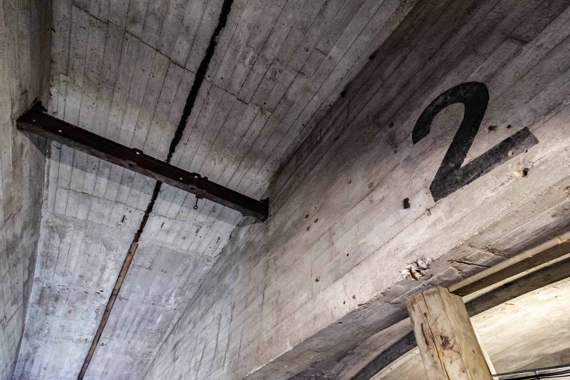 Водонапорная башня на Батарейной горе (Батарейный проезд, 2)